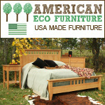 American Made Furniture - Solid Wood
