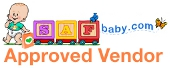 SAFBaby Approved Vendor Seal