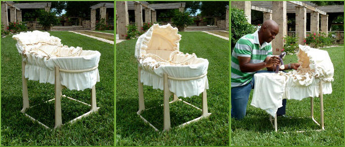 Cribs Made In USA   Solid Wood Baby Furniture | Baby Eco Trends
