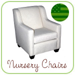 Nursery Chairs and Gliders Made in America