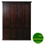 Amish Moorpark Murphy Bed