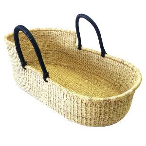 All Natural Organic Moses Basket