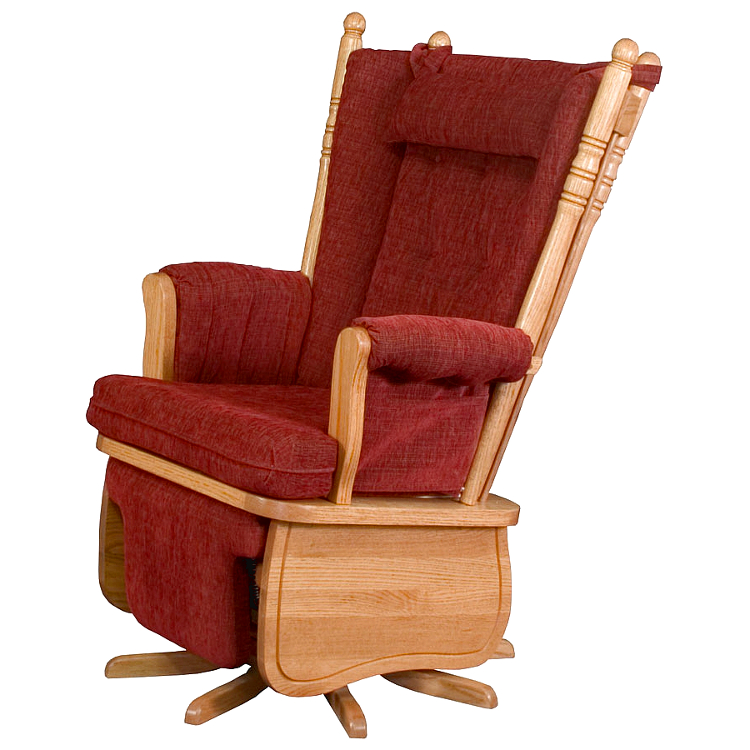 Made.in.America.Amish.4.Post.High.Back.Swivel.Glider.with.Optional.Flip-out.Footrest.Solid.Wood.192.750.jpg