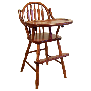 Amish Arrow Baby High Chair
