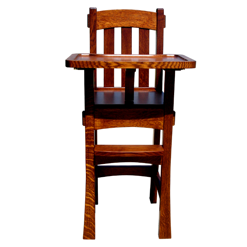 Made.in.America.Amish.Arts.&.Crafts.Baby.High.Chair.Solid.Wood.800.JPG