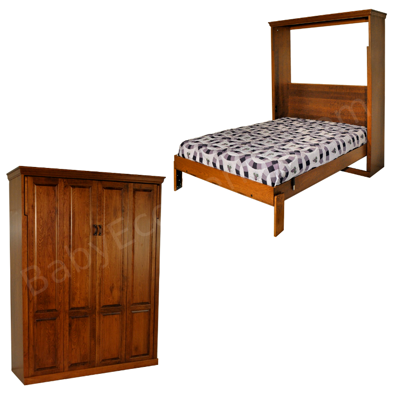 Amish Augusta Murphy Bed Made In America Usa Made Eco