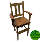 Amish Austin Youth Chair