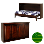 Amish Avalon Murphy Bed