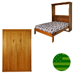 Amish Barnes Murphy Bed