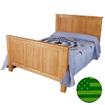 Amish Berkeley Bed