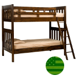 Amish Berkeley Bunk Bed