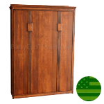 Amish Biltmore Murphy Wall Bed