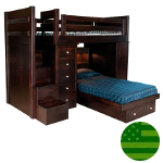 Amish Brighton Loft Bed