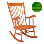 Amish Byron Rocking Chair