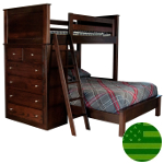 Amish Cameron Loft Bed