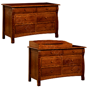 Made.in.America.Amish.Caspian.6.Drawer.Dresser.Baby.Changing.Tray.WM300.jpg