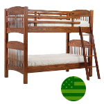 Amish Chesapeake Bunk Bed