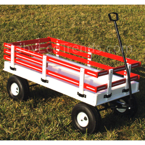 Made.in.America.Amish.Childs.All.Terrain.Wagon.Red.Solid.Steel.WM300.jpg