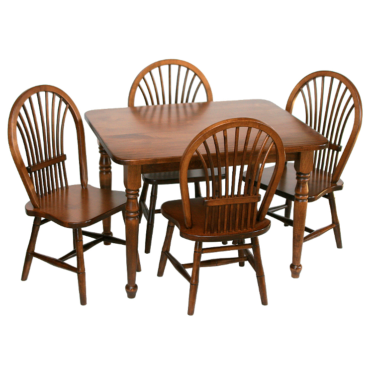 Made.in.America.Amish.Childs.Rectangle.Table.86st.4.Sheaf.Side.Chairs.573.Solid.Wood.750i.JPG