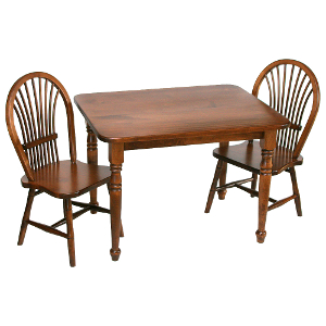 Made.in.America.Amish.Childs.Rectangle.Table.86st.Sheaf.Side.Chairs.573.Solid.Wood.300i.JPG