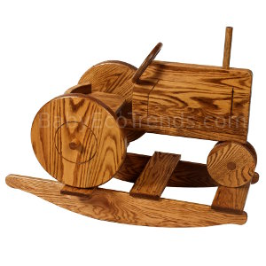 Amish Child's Tractor Rocker