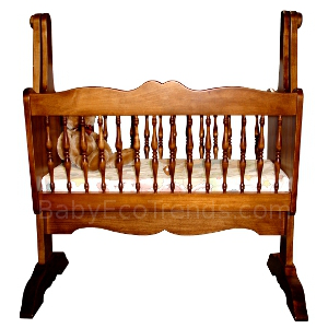 Made.in.America.Amish.Classic.Spindle.Baby.Cradle.Solid.Wood.BETWM300i.JPG