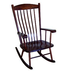 Amish Darcy Rocking Chair