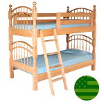Amish Denver Bunk Bed