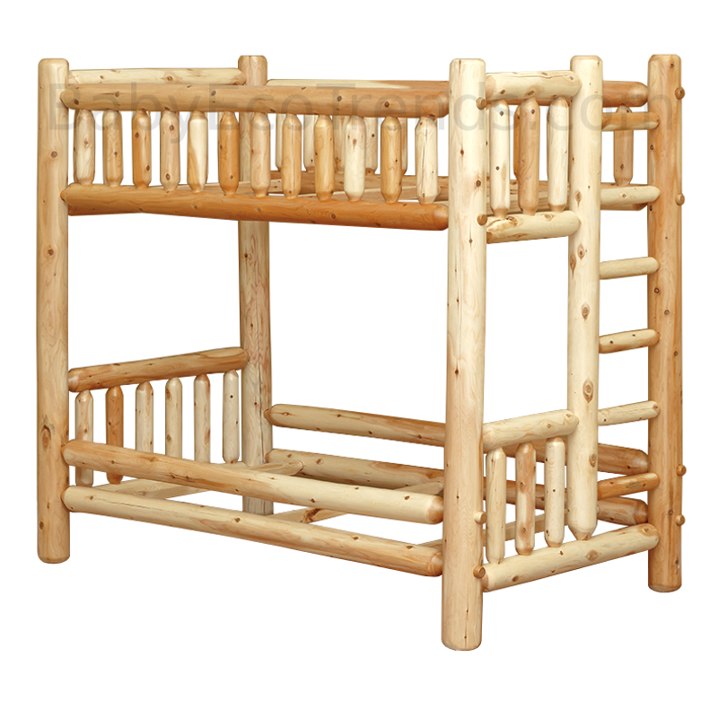 Amish Durango Rustic Bunk Bed Usa Made Custom Bunk Beds Baby Eco Trends
