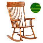 Amish Ensley Rocking Chair