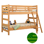 Amish Fairbanks Bunk Bed