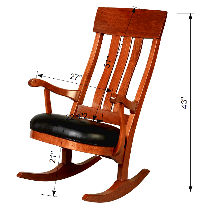 Made.in.America.Amish.Felicity.Rocking.Chair.Solid.Wood D670.jpg
