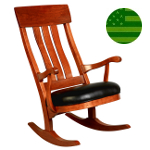 Amish Felicity Rocking Chair