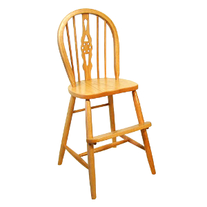 Amish Fiddle Back Youth Chair