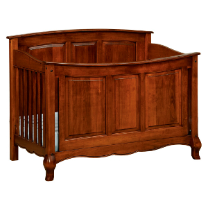 Made.in.America.Amish.French.Country.Panel.Convertible.Baby.Crib.300.jpg