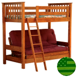 Amish Futon Bed