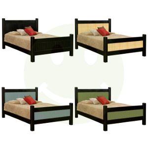 Made.in.America.Amish.Georgetown.Bed.Solid.White.Pine.Colors.WM300.jpg