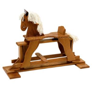Amish Child's Horse Glider