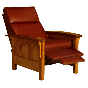 Made.in.America.Amish.Hacienda.Panel.Recliner.Solid.Wood.open.300.jpg