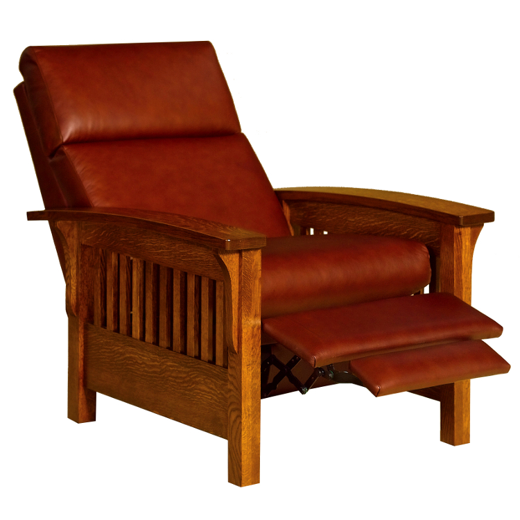 Made.in.America.Amish.Hacienda.Slats.Recliner.Solid.Wood.Open.750.jpg