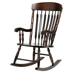Amish Hampshire Rocking Chair