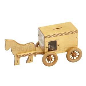 Amish Horse & Buggy Bank