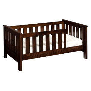 Amish Lexie Toddler Bed