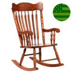 Amish Logan Rocking Chair