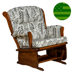 Amish Madison Glider - Extra Wide