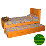 Amish Madison Trundle Bed