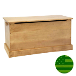 Amish Small Toy Box