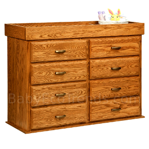 Made.in.America.Amish.Mission.8.Drawer.Reversible.Baby.Changing.Table.Solid.Wood.300i.jpg