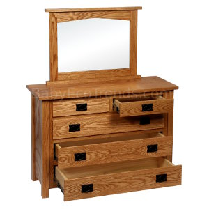 Made.in.America.Amish.Mission.Childs.5.Drawer.Dresser.Mirror.Solid.Wood.Detail.BETWM300.jpg
