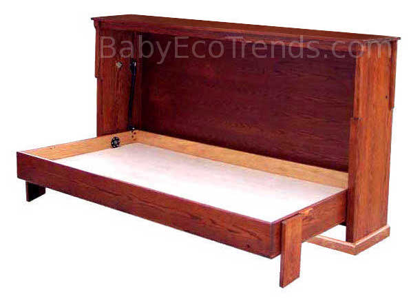 Made.in.America.Amish.Mission.Murphy.Wall.Bed.Horizontal.Open.BWM610x440.jpg